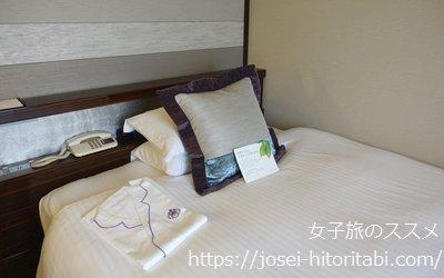 ホテルグランヴィア岡山の客室