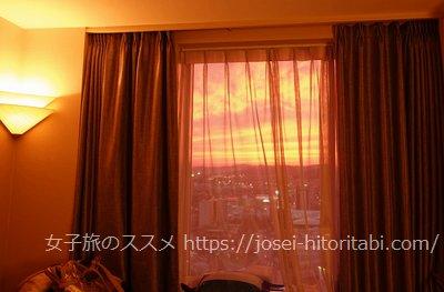 ホテルグランヴィア岡山の眺望