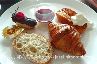 三井ガーデンホテル銀座プレミアの朝食バイキング