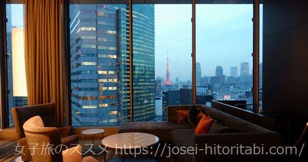 三井ガーデンホテル銀座プレミアの眺望