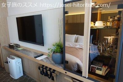 ホテルザセレスティン東京芝のアメニティ