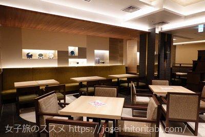 三井ガーデンホテル京都駅前のレストラン