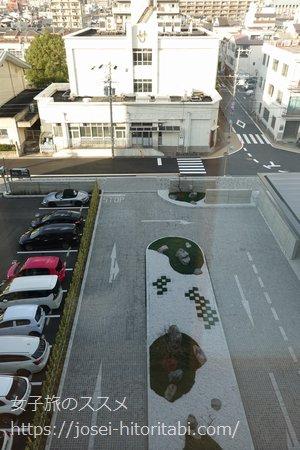 梅小路ポテル京都の眺望