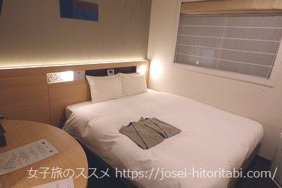 アーバンホテル京都二条プレミアムの客室