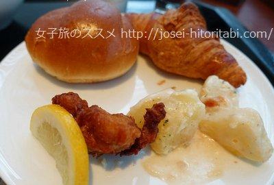 三井ガーデンホテル札幌の朝食