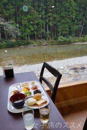 山水館 川湯みどりやの食事