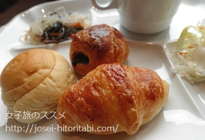 ヴィアインあべの天王寺の朝食